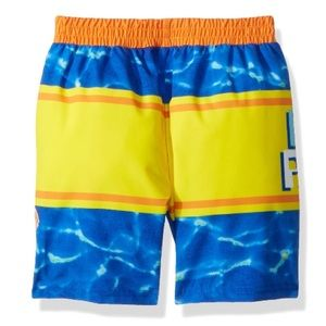 Curious George Boys Beach Patrol 2-Piece Swim Set